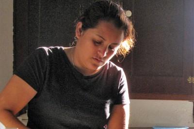 Gabriela Cubillos. (Photo by Eroyn Franklin)