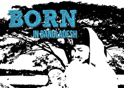 Born in Bangladesh - Project Logo