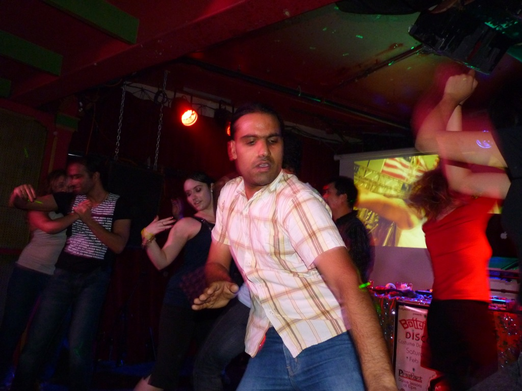 Bhangra Dance Party!