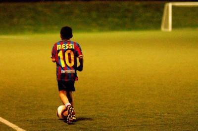 Leo Messi Tukwila sports