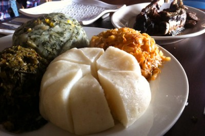 Kenyan food