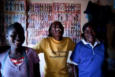 East Africa volunteer