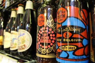 Bottleworks Tart Lychee