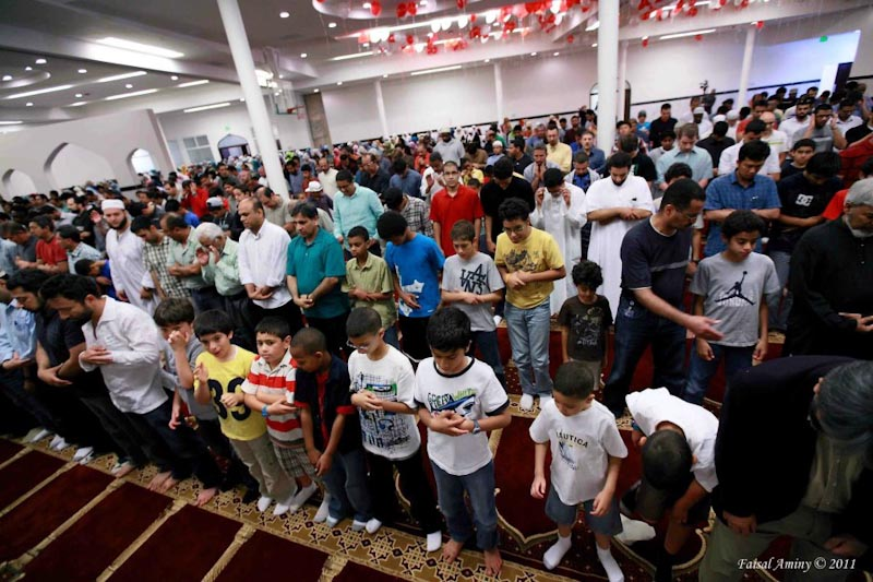 Young Muslim counts the blessings of Ramadan - The Seattle