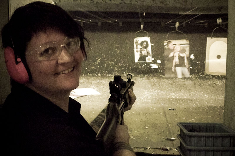 Nz Gun Laws Image: Getting Strapped In New Zealand, Americans Learn Ropes Of