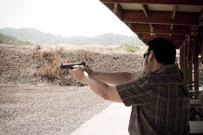 guns shooting