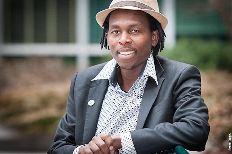 Michael Mabwe (Photo via US State Dept.)