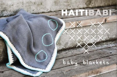 A Haiti Babi blanket. (Photo courtesy Katlin Jackson)