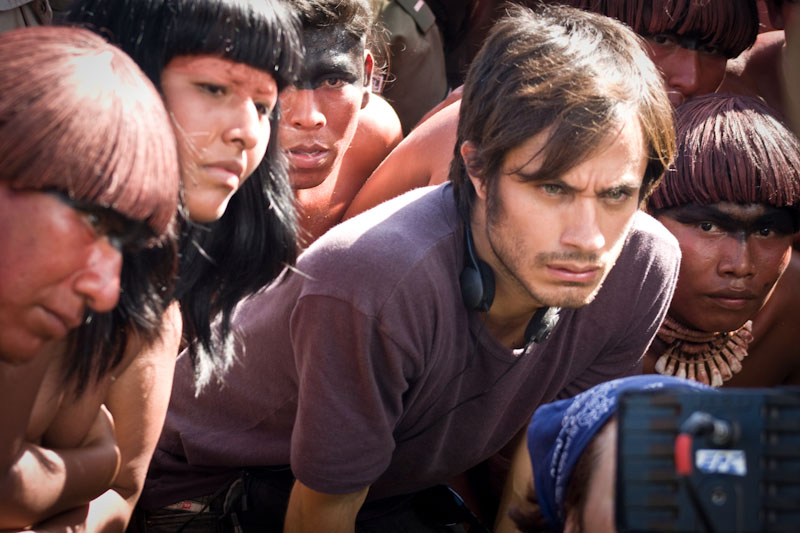 Gael Garcia Bernal in Even the Rain