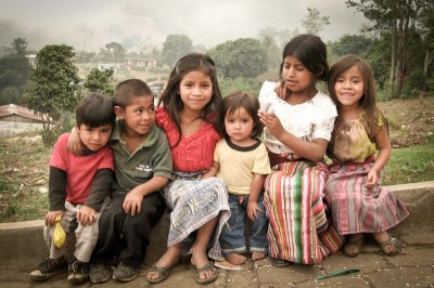 Guatemala has one of the highest childhood malnutrition rates in the Western Hemisphere. (Photo by Karen Story)