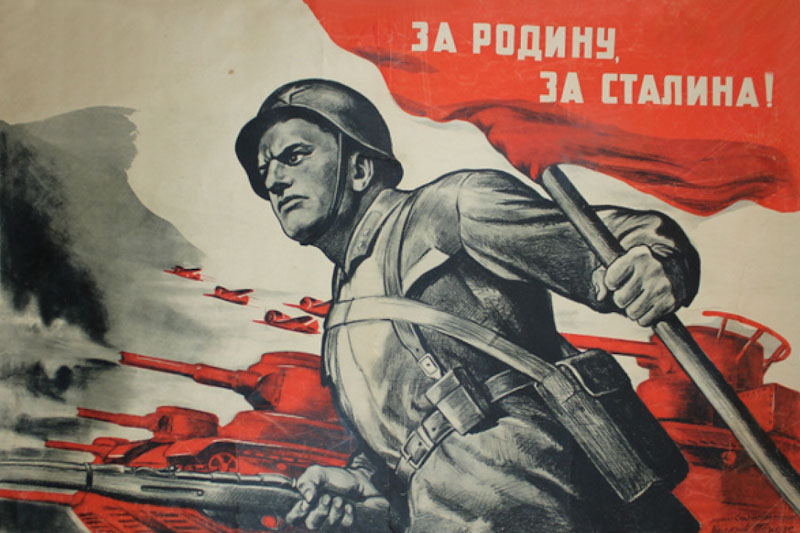 """""""For the Motherland! For Stalin!"""""""