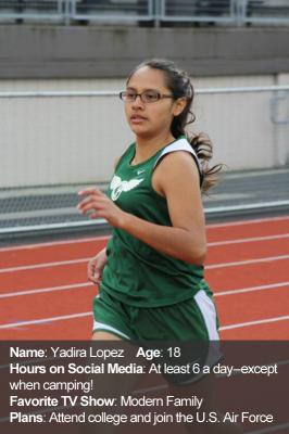 Yadira Lopez. Photo thanks to OneAmerica.