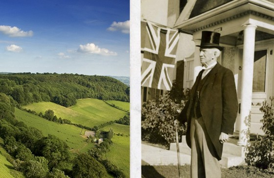 Elizabeth Hayden headed for the rolling hills of the Cotswold in England to find the ancestral home of her great-grandfather, Thomas Thatcher Grimmett, who was the first to emigrate to the North America. (Left photo by Joe Dunckley via Flickr)