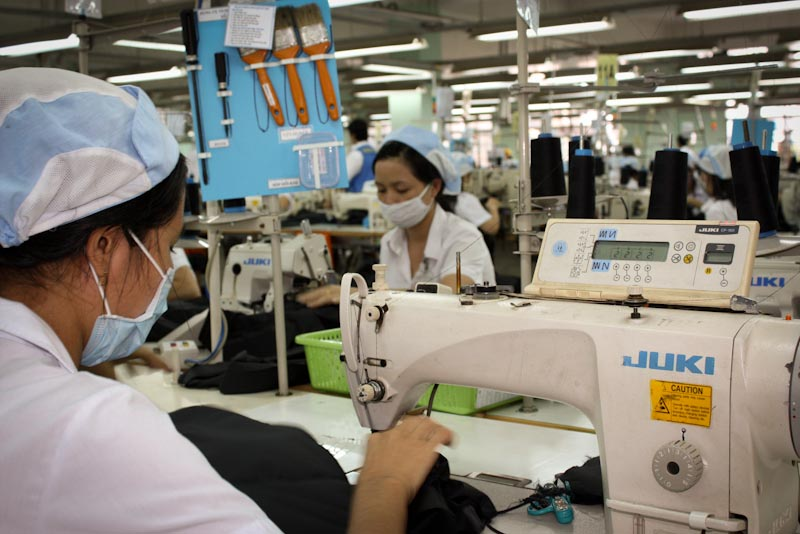 Sim Thai who is the vice director of Thai Son S.P Co., Ltd. They are a women clothing manufacturer in Vietnam producing sportswear and casual knit fashion out of two of their own factories. I know many others that I can introduce you to. Each women clothing manufacturer in .