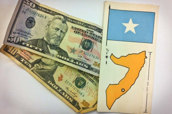 About $215 million in remittances are sent from the U.S. to Somalia each year. (Photo by Alex Stonehill)