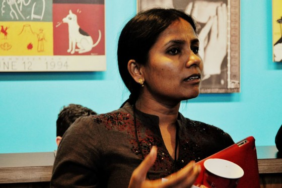 Seattle South Asian Film Festival founder Rita Meher. (Photo by Shikha Jain / VASS photography)