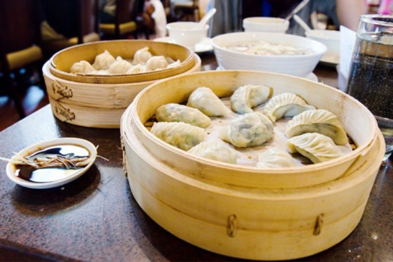 The delectables patrons still wait hours for at Din Tai Fung dumpling houses throughout Asia, in Australia and the U.S. (Photo by Andrew Tat)