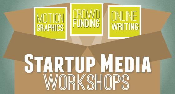 Startup Workshop Web Header