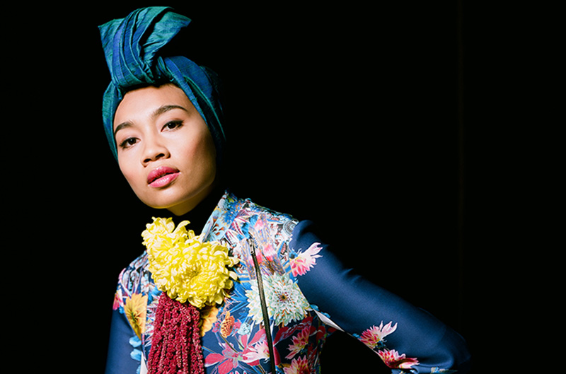 Rising Malaysian songstress brings style and soul to Seattle