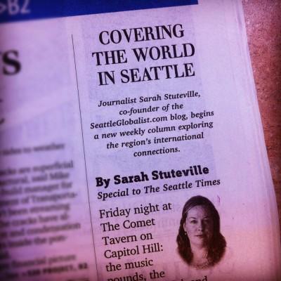 Sarah Stuteville's column in The Seattle Times.