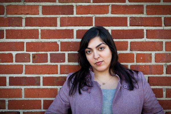 Sahar Fathi (Photo courtesy of the Fathi campaign)