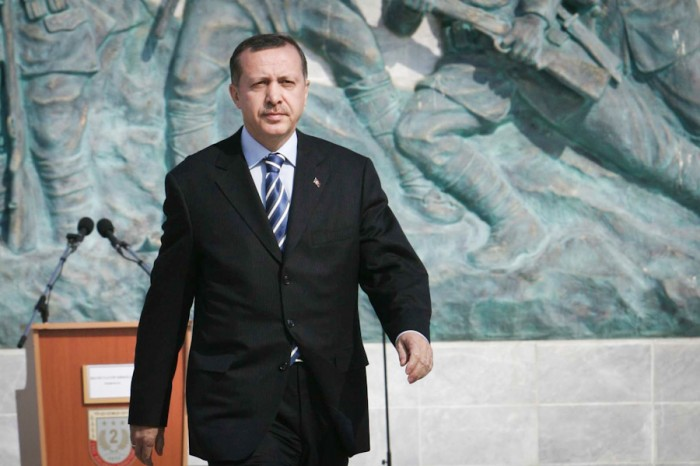 Recep Tayyip Erdogan, who's been Turkey's Prime Minister for over a decade. (Photo from Wikipedia)