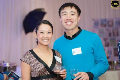 SAAFF co-directors Vanessa Au and Kevin Bang. (Photo by Tin Minh Chau, TNK Photography)