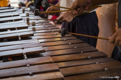 The UW's Zimarimba celebration honors the legacy of Zimbabwean marimba (pictured above) music at the UW (Courtesy of Serge Saint via Flickr)