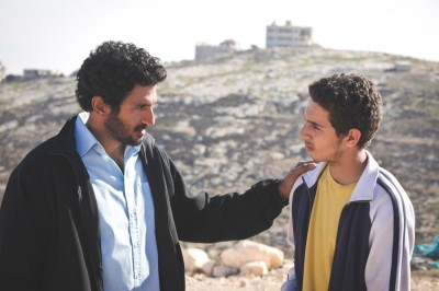 """Still from """"Bethlehem"""" about an Israeli secret service officer and his Palestinian informant, playing at the Seattle Jewish Film Festival."""