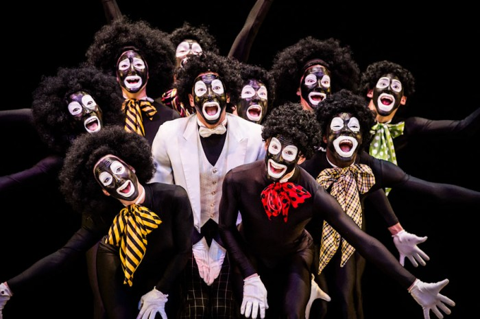 The Minstrel Show... worth revisiting? (Photo by Nate Watters)