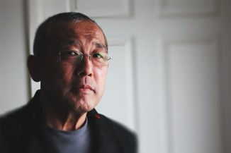 Steve Sakuma, who handed over the reigns as CEO of Sakuma Brothers to Danny Weeden last year. (File photo by Ashley Stewart)