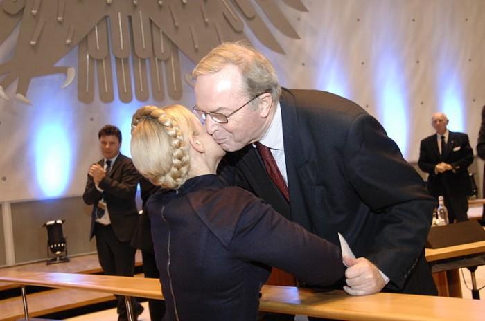 kiss tip pic (European greeting involving cheek kissing) photo courtesy of European Peoples Party