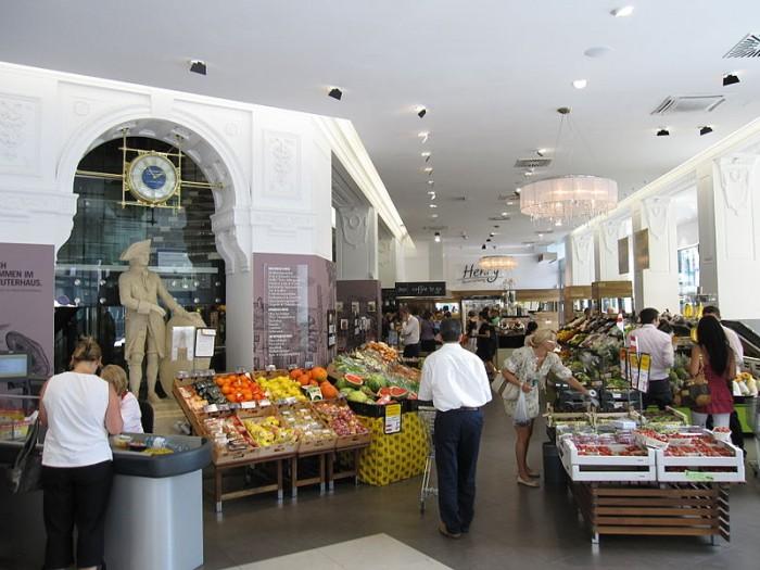small talk tip pic (Billa supermarket in Vienna) photo courtesy of Gryffindor