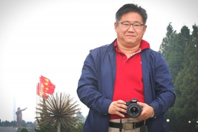 Kenneth Bae in China before his arrest. (Photo courtesy FreeKenNow.com)