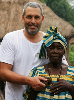 Dan Lavin is a former Peace Corps volunteer and was an integral part in the founding of the Communitiy Initiative Program, a nonprofit dedicated to helping Sierra Leoneans internally manage their own local economies. He is also the bookkeeper for the Seattle Globalist. (Photo courtesy of Dan Lavin)