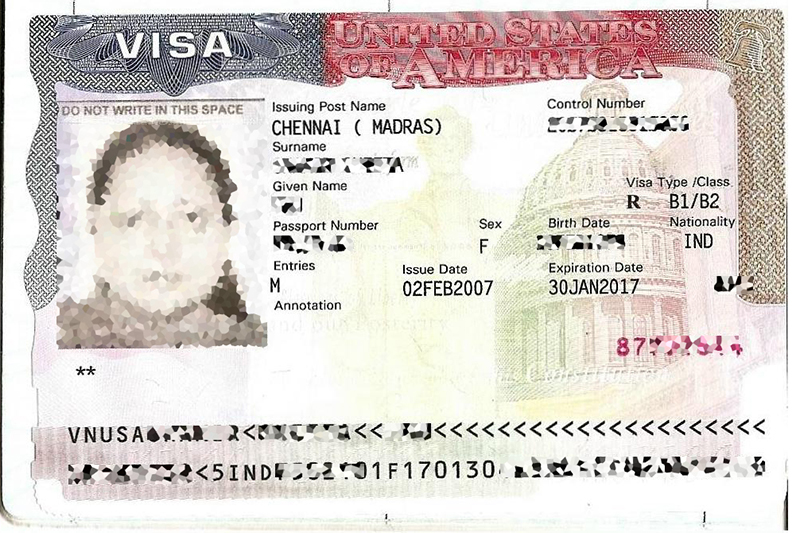Black market for U S  visas draining money from would-be