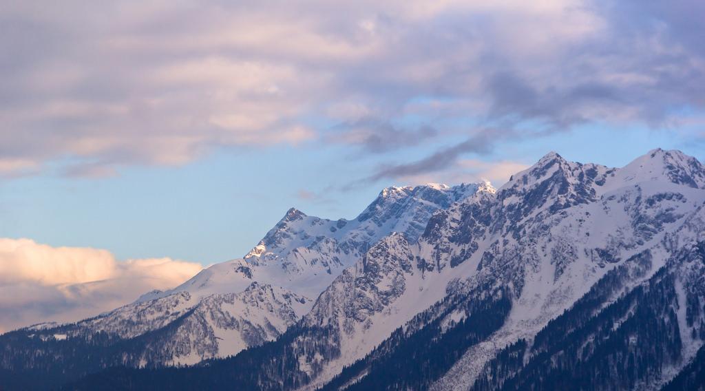 Mountains near Sochi. (Photo by CosmoDreamer via Flickr)