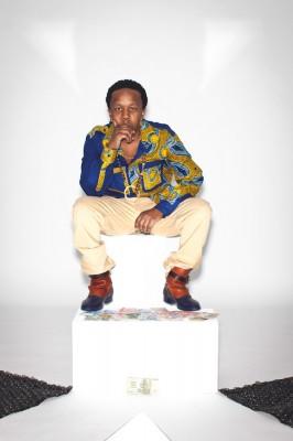 Brick Lane Records artist Tendai Maraire of Chimurenga Renaissance. (Photo courtesy Brick Lane)