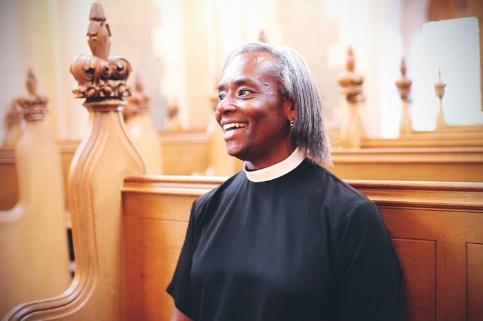 Rev. Carla Robinson