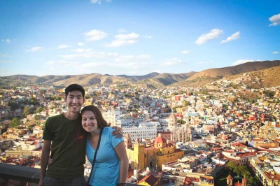 Back in Guanajuato and feeling much better, than you.