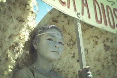 """Still from """"Purgatorio: A Journey Into the Heart of the Border"""""""