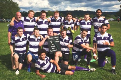 The rugby team at the UW took home the Division 1-AA championship in May, defeating Utah Valley State . (Courtesy of Psalm Wooching)