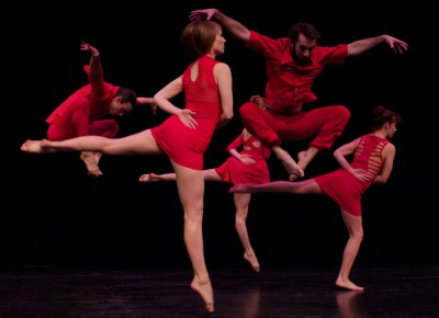 Khambatta Dance Company, producers of the Seattle International Dance Festival. (Photo by Briana Jones)