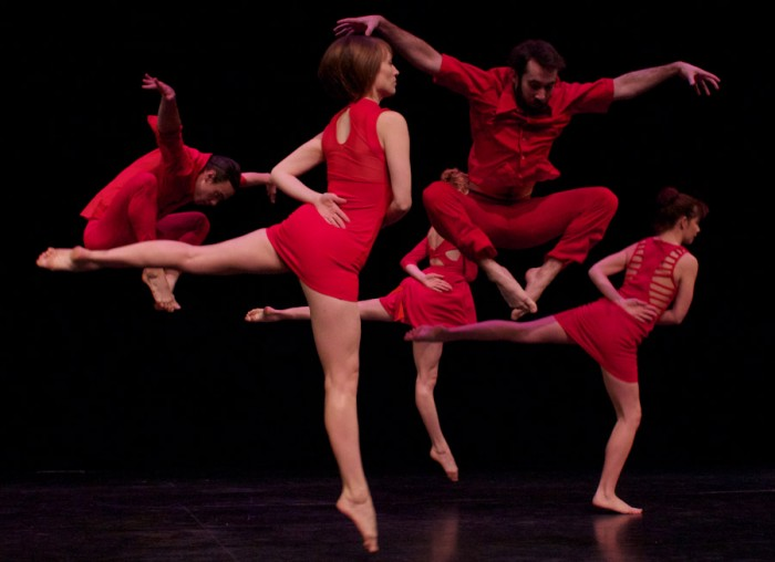 Khambatta Dance Company, producers of the Seattle International Dance Festival. (Photo by Briana Jones)