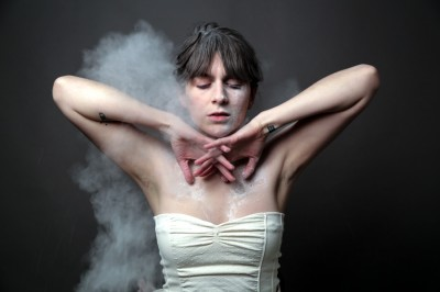Seattle International Dance Festival performer Molly Sides (Photo courtesy SIDF)