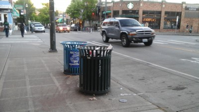 Trash Cans of Seattle