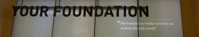 Seen at the Bill and Melinda Gates Foundation