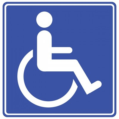 Access Accessibility sign (Graphic by PublicDomainPictures, Pixabay)