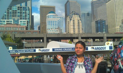 My Attachement to Seattle- My Smile Says t