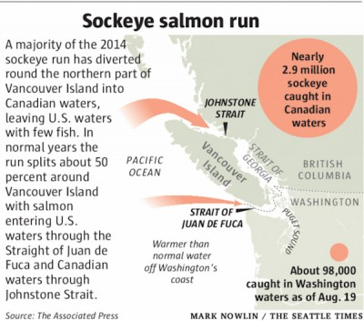 (Map by Mark Nowlin / The Seattle Times. Used with permission)